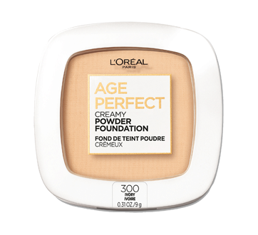 Age Perfect Creamy Powder Foundation, 9 g