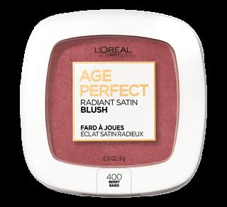 Age Perfect Radiant Satin Blush, 9 g