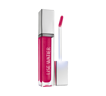 Image of product Lise Watier - Haute Lumière High Shine Lip Gloss, 6 ml Sparkling Rosé
