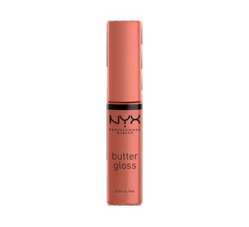 Butter Lip Gloss brillant à lèvres, 8 ml
