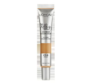 True Match correcteur en crème pour les yeux, 12 ml