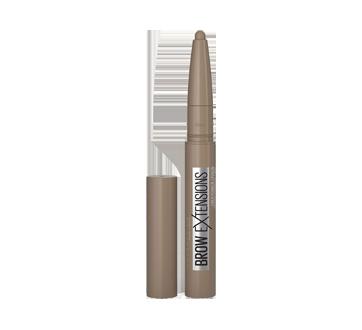 Brow extensions crayon à sourcils, 0,4 g