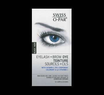 Eyelash & Brow Dye, 12 units