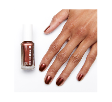 Image 3 of product essie - Expressie Nail Polish Quick-Dry, 10 ml Misfits Right In