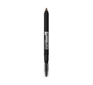 Image 2 du produit Maybelline New York - Tattoo Studio crayon à sourcils, 11 g brun foncé