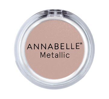 Metallic Single Eyeshadow, 1.5 g