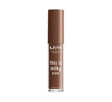 This is Milky Gloss brillant à lèvres hydratant, 4 ml