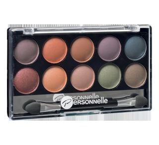 Eye Shadow Palette 10, 10 x 0.9 g