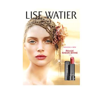 Image 2 of product Lise Watier - Rouge Sheer & Shine, 4 g Raspberry