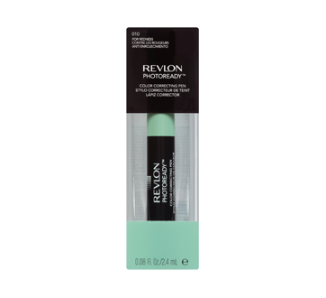 Image 2 du produit Revlon - PhotoReady stylo correcteur de teint, 2,4 ml 010 contre les rougeurs