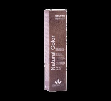 Natural Color crème colorante pour cheveux avec aloe vera et proteins de blé, 100 ml
