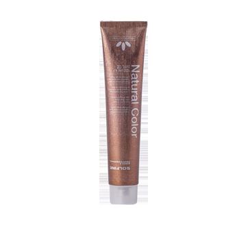 Image 2 du produit Solfine - Natural Color crème colorante pour cheveux avec aloe vera et proteins de blé, 100 ml 5 - Châtain clair