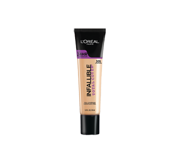 Infallible Total Cover Foundation, 30 ml