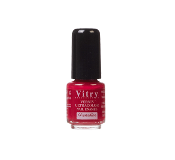 Image of product Vitry - Nail Polish, 4 ml Grenadine