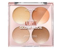 Image du produit L'Oréal Paris - True Match Lumi Glow Nude palette illuminatrice, 7,3 g