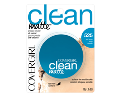 Image of product CoverGirl - Clean Matte Pressed Powder, 10 g