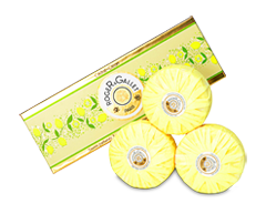 Image of product Roger&Gallet - Perfumed Soap Set - Citron 3X100G