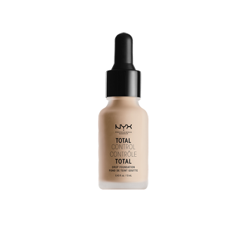 ec469310360f Image 1 of product NYX Professional Makeup - Total Control Drop Foundation