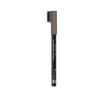 crayon sourcils professional eyebrow 1 4 g rimmel london sourcils jean coutu. Black Bedroom Furniture Sets. Home Design Ideas