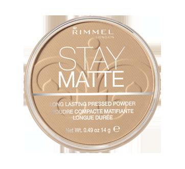 Stay Matte poudre compacte matifiante longue durée, 14 g