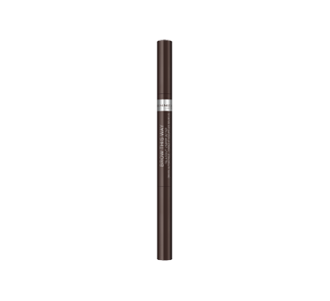 Image 1 of product Rimmel London - Brow This Way Filler & Fixer Brow Pencil, 4 g Dark Brown - 003