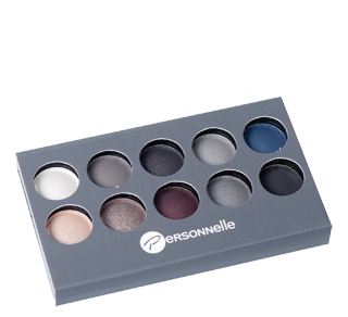Eye Shadow Palette 10, 10 x 0.9 g