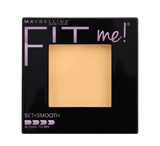 Fit Me Set + Smooth poudre fixative, 9 g
