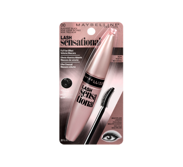 19e1d2450cb Image 1 of product Maybelline New York - Impact Lash Sensational Washable  Mascara , 9.7 ml