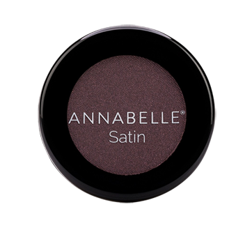 Image of product Annabelle - Satin Single Eyeshadow, 1.5 g Mulberry