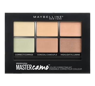Facestudio Master Camo Colour Correcting Kit, 4 g