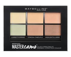 Image du produit Maybelline New York - Facestudio Master Camo ensemble correcteur couleur, 4 g