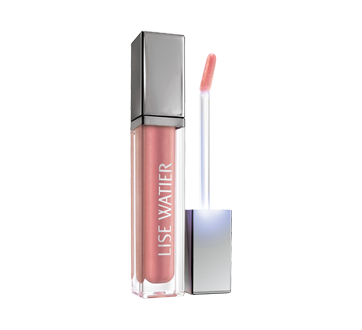 Image of product Lise Watier - Haute Couleur High Coverage Lip Lacquer Nude Addiction