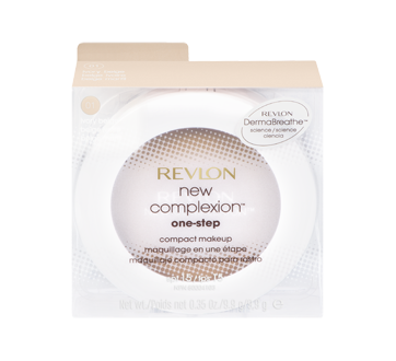 New Complexion One Step Compact Makeup SPF 15, 9.9 g
