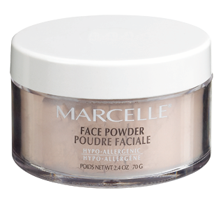 Face Powder, 70 g, Translucent