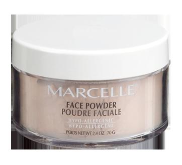 Face Powder, 70 g, Translucent Medium