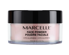 Image of product Marcelle - Face Powder, 70 g, Translucent Medium