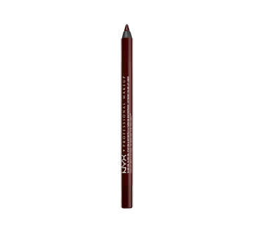 Image 2 of product NYX Professional Makeup - Slide On lip pencil , 1 unit Dark Soul