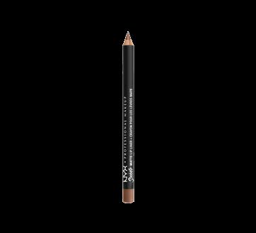 Image 2 of product NYX Professional Makeup - Suède Matte Lip Liner, 1 g Soft-Spoken