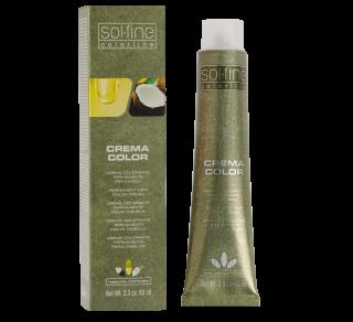 Crema Color Hair Color Cream with Coconut Oil, 65 ml