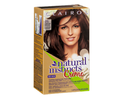 Image of product Clairol - Natural Instincts Hair Colour Creme, 1 unit