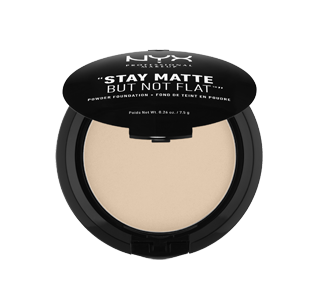 Stay Matte But Not Flat Powder Foundation, 7.5 g