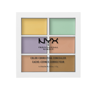 Color Correcting Palette, 9 g