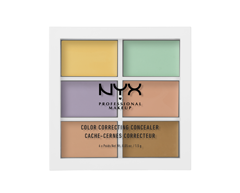 Image du produit NYX Professional Makeup - Palette de correction du teint, 9 g