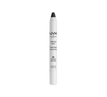 Image of product NYX Professional Makeup - Jumbo Eye Pencil, 5 g Black Bean