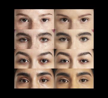 Image 2 of product NYX Professional Makeup - Micro Brow Pencil, Eyebrow Kolh Pencil, 0.16 oz Taupe