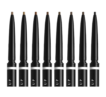 Image 6 of product NYX Professional Makeup - Micro Brow Pencil, Eyebrow Kolh Pencil, 0.16 oz Taupe
