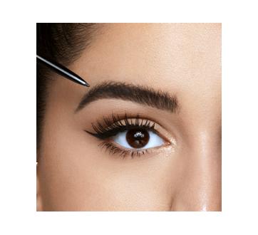 Image 4 du produit NYX Professional Makeup - Micro crayon pour les sourcils, 0,16 oz Espresso