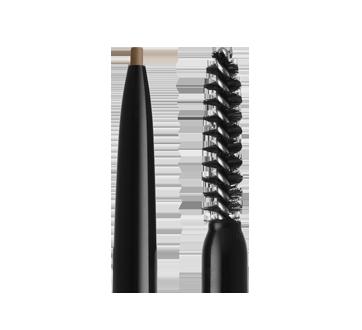 Image 7 du produit NYX Professional Makeup - Micro crayon pour les sourcils, 0,16 oz Espresso