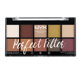 Perfect Filter Shadow Palette, 1 unit