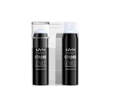 Image 2 du produit NYX Professional Makeup - Strobe of Genius bâton illuminant, 1 unité Electric Invasion